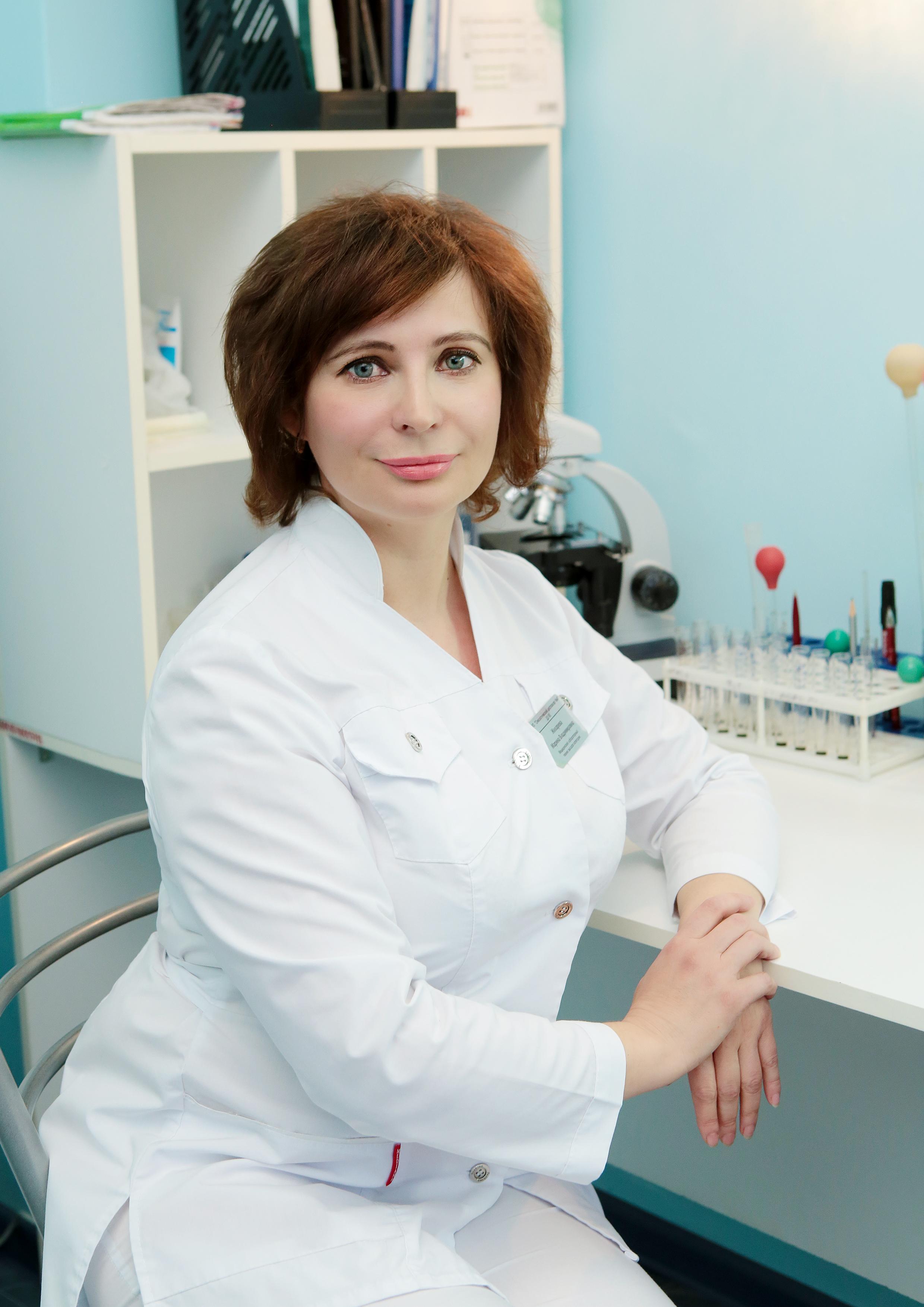 Жихарева Марина Владимировна