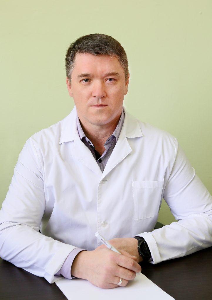 Климов Олег Владимирович