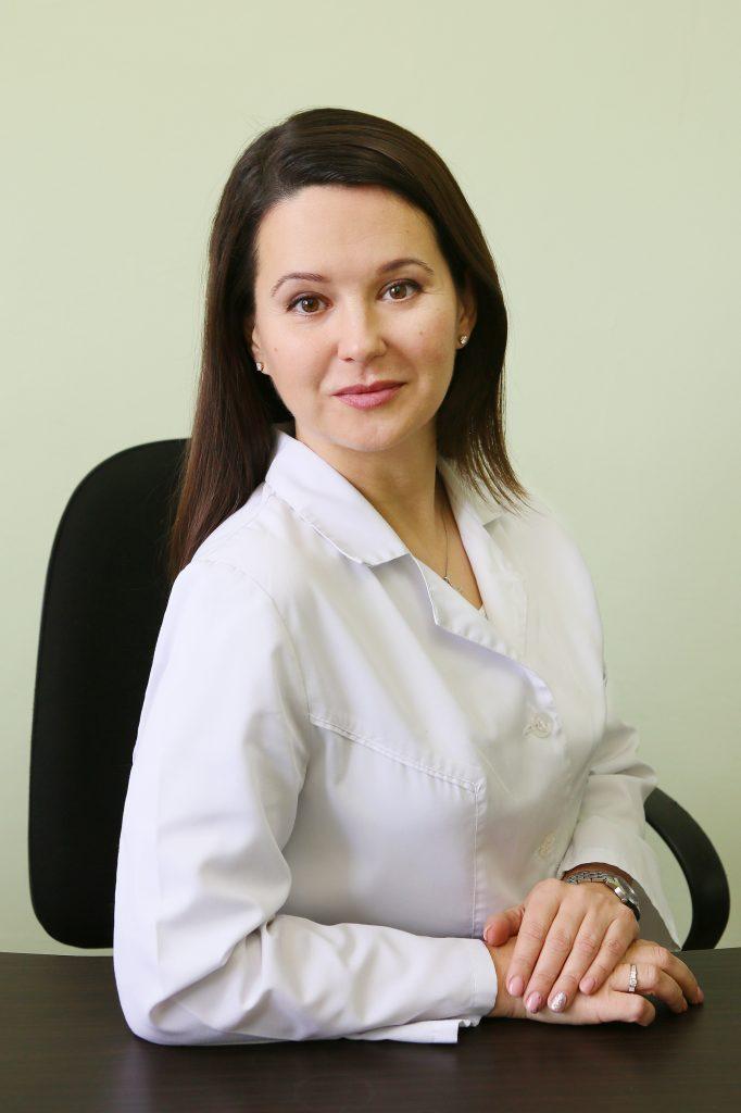 Климова Василина Маратовна