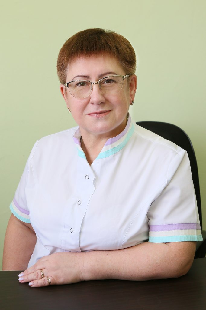 Андрейчук Ольга Геннадиевна