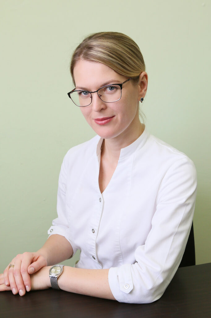 Нестерова Марина Владимировна